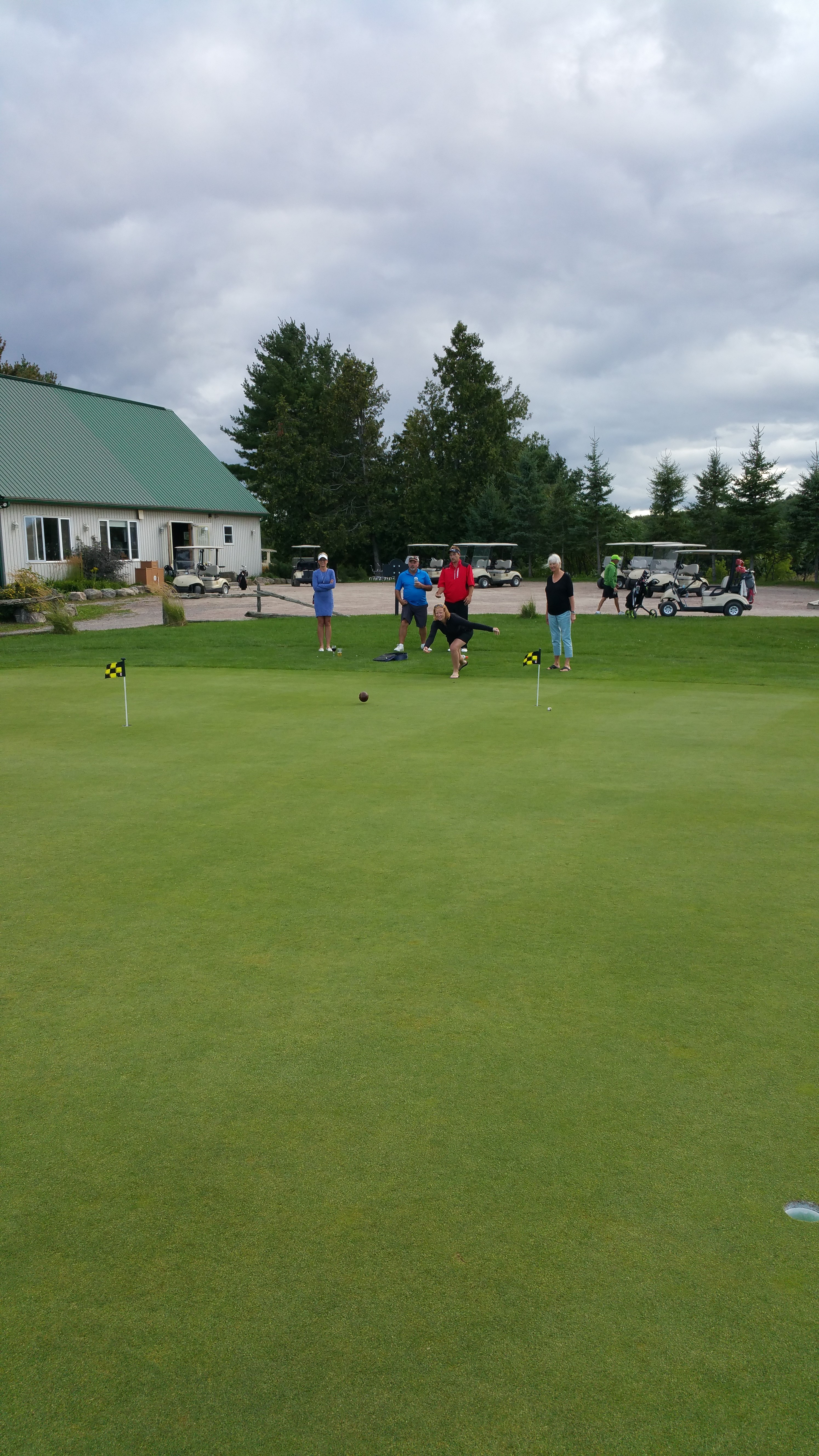 Lawn Bowling - Adult Membership