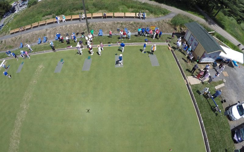 LawnBowling is Open Fore Play!!