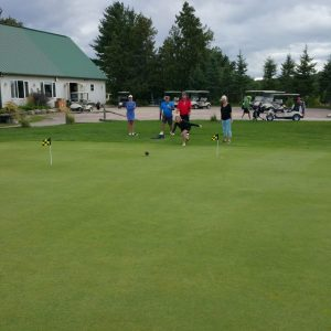 Lawn Bowling Tournaments