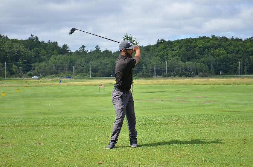 Golf lessons in Muskoka
