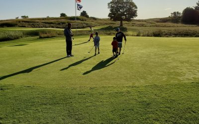 The Future of Golf!!