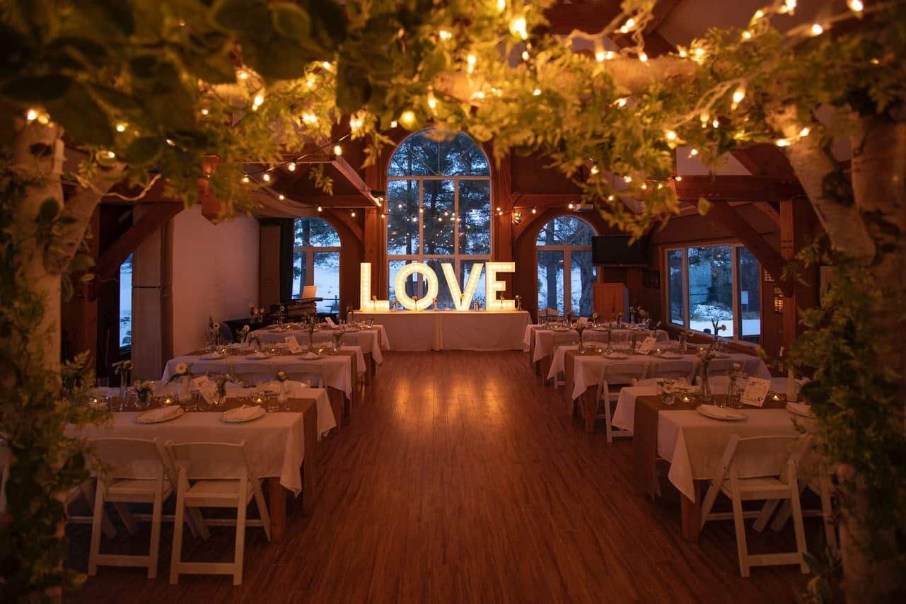 weddings at Muskoka Highlands