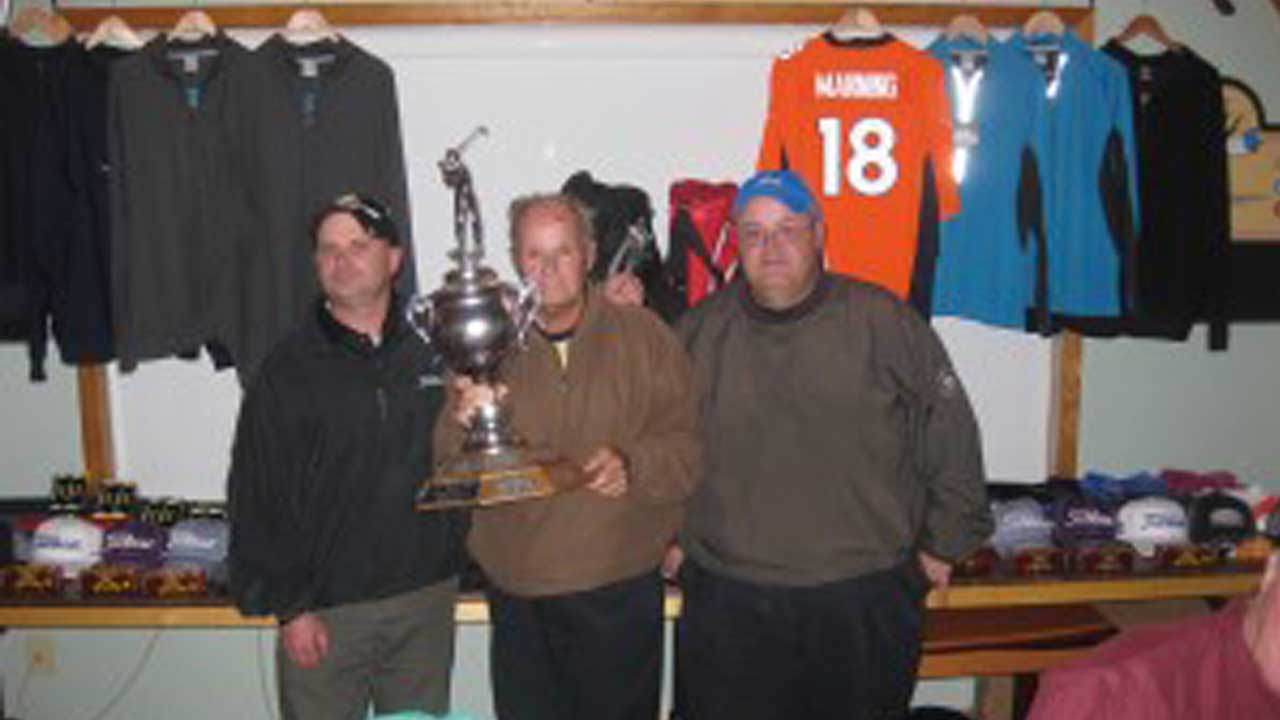 Muskoka Two Man Trophy