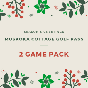 2 Game Cottage Pass