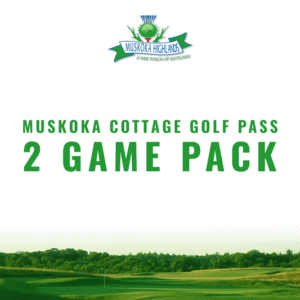 Muskoka 2 Game Cottage Pass