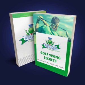 Golf Swing Secrets Ebook Cover