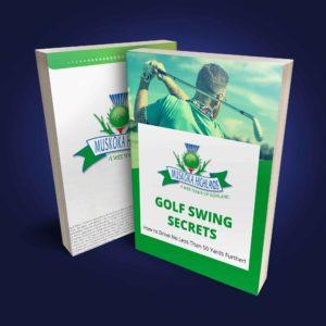 Golf Swing Secrets Ebook Cover