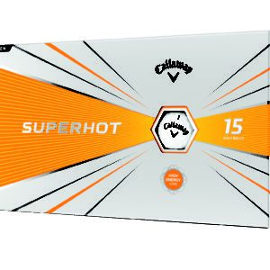 Superhot Golf Ball 2020 White Packaging