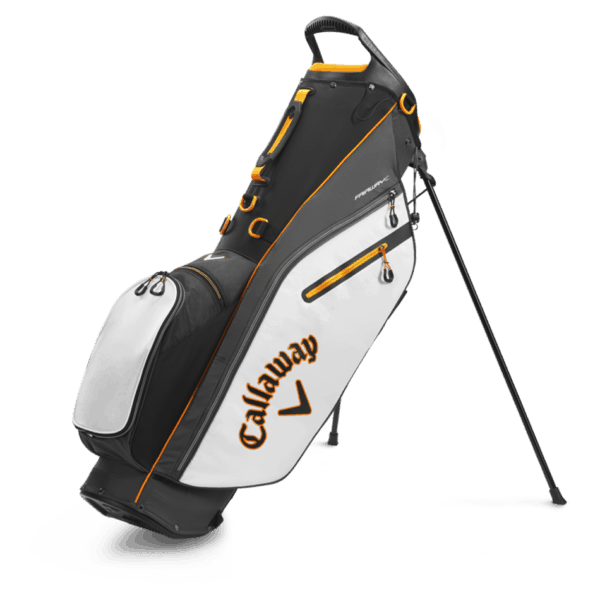 Bags 2020 Fairway C Single Strap Stand 12907 1black White Orange.png