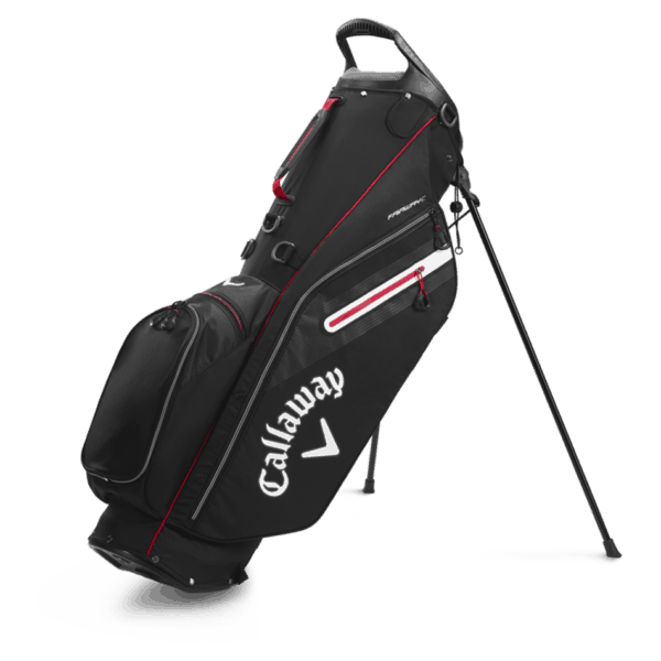 Bags 2020 Fairway C Single Strap Stand 374 1black White.png