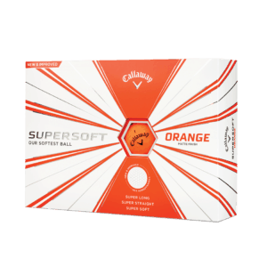 Balls 2019 Supersoft Matte Orange 501 1