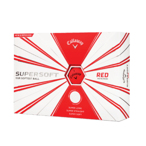 Balls 2019 Supersoft Matte Red 3 1