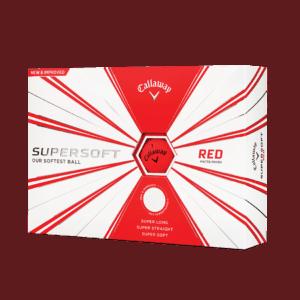 Balls 2019 Supersoft Matte Red 3 1