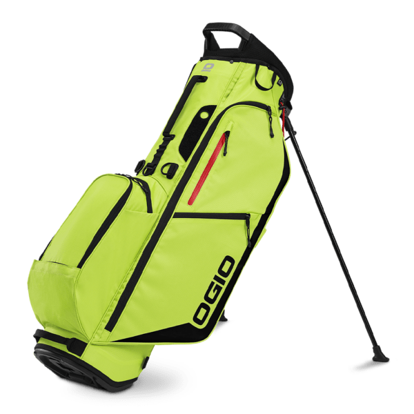 Ogio Golf Bags Stand 2020 Fuse 4 Double 17320 1glow Sulphur.png