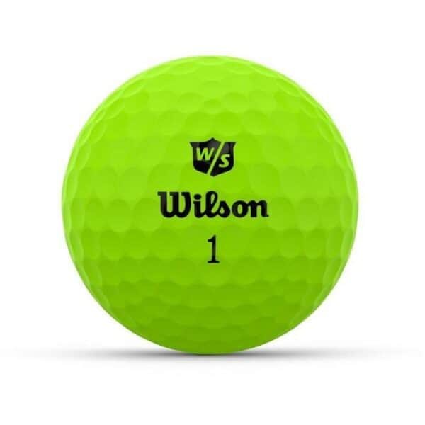 Duo Optix Golf Balls Green Gre 1.jpg