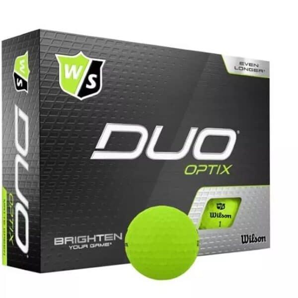 Duo Optix Golf Balls Green Gre.jpg