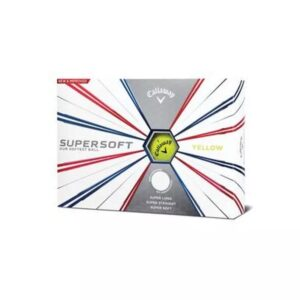 Supersoft Golf Balls Yellow Y.jpg