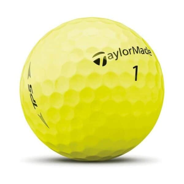 Tp5 Yellow Golf Balls Yellow 1.jpg