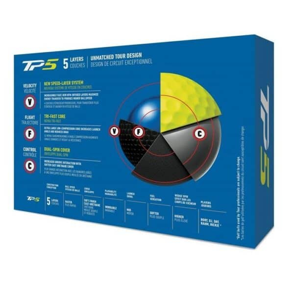 Tp5 Yellow Golf Balls Yellow 2.jpg