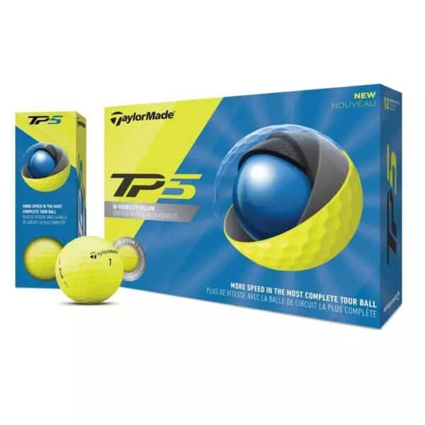 Tp5 Yellow Golf Balls Yellow.jpg