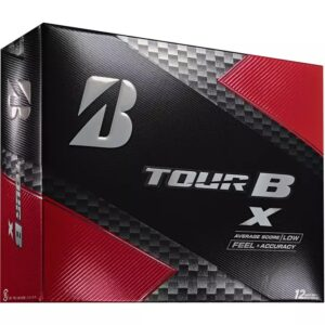 Tour B X Golf Balls White.jpg