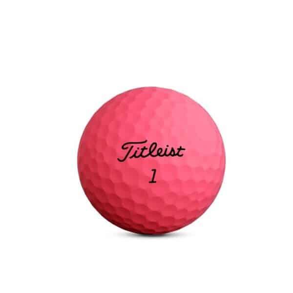 Velocity Matte Golf Balls Pink 1.jpg