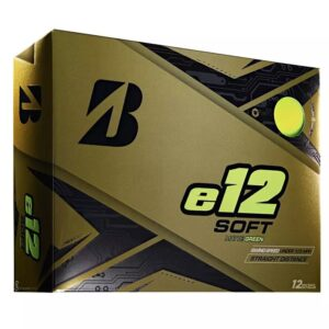 E12 Soft Golf Balls Green.jpg