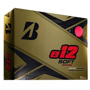 E12 Soft Golf Balls Red.jpg