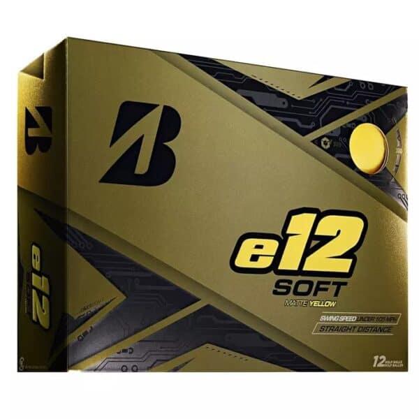 E12 Soft Golf Balls Yellow.jpg