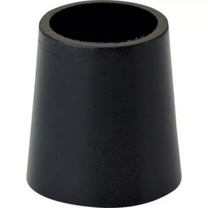 2 Inch X .350 Black Wood Ferrule