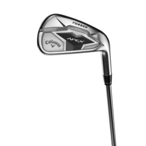 Apex 19 5 Pw Aw Iron Set With St