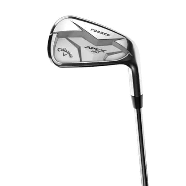Apex Pro 19 4 Pw Iron Set With S