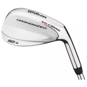 Harmonized Sg Wedge With Steel S