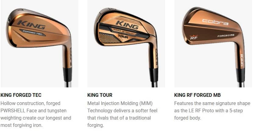 king copper descriptions