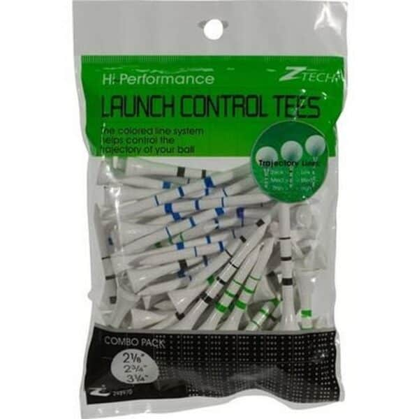 Launch Control Assorted Golf Tees