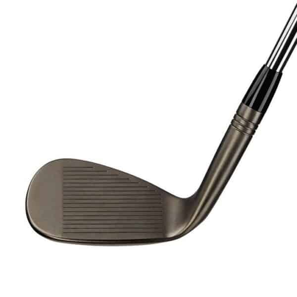 Milled Grind Bronze Wedge With S (2)