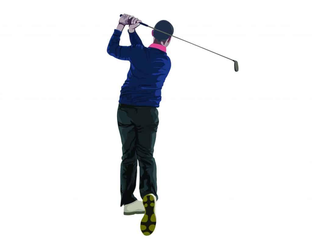 Practicing Golf 1024x791