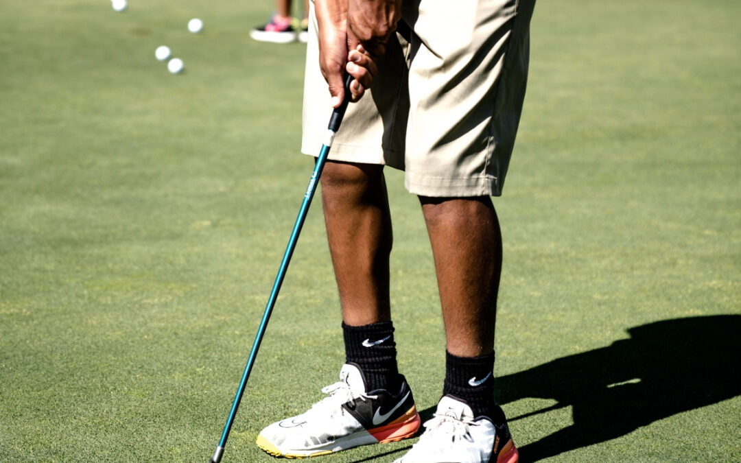 Balancing Your Golf Swing
