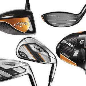 Callaway Mavrik Golf Set