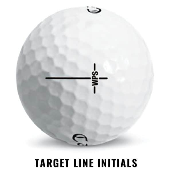 target line initials