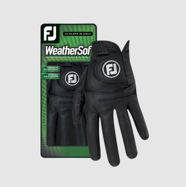 weathersof mens gloves black 1