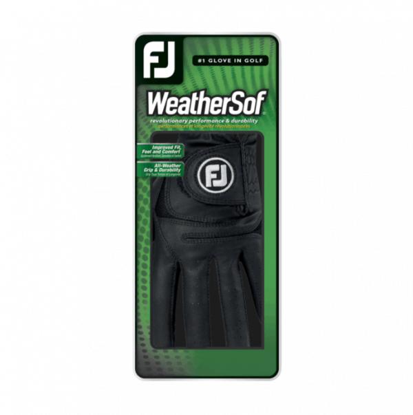 weathersof mens gloves black 2