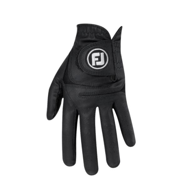 weathersof womens gloves black 3